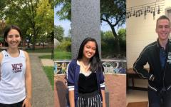 A Sophomore, Junior, and Senior Give Advice to Freshmen
