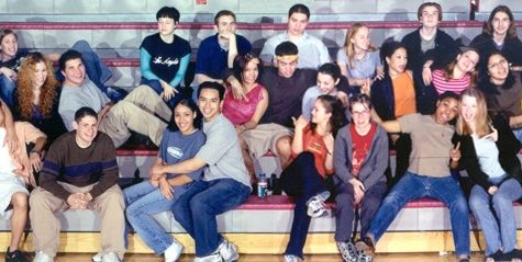 Northside's first graduating class. Taken from the Northside website.