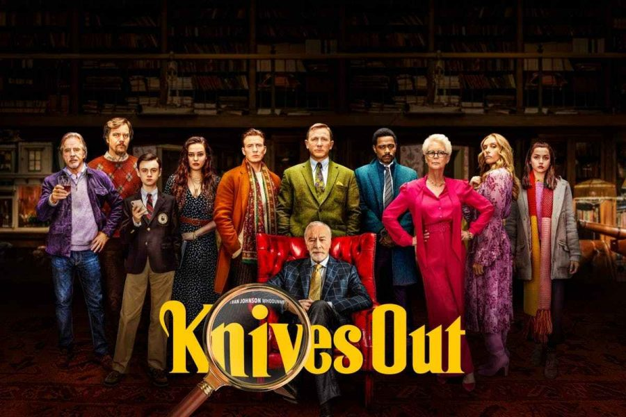 """Knives Out: a Modern Spin on the Classic """"Whodunit"""""""