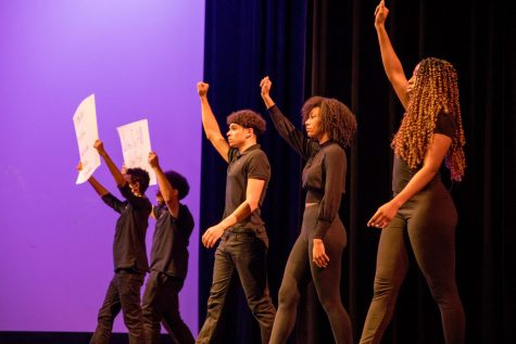 BSU Bolsters the Black Experience