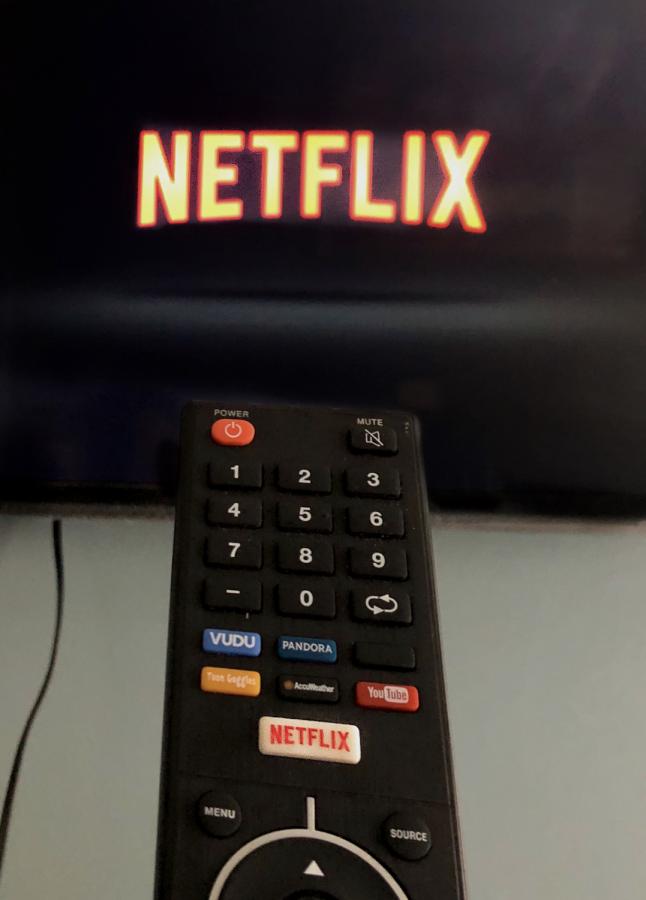 Netflix and Quarantine
