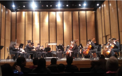 Past NCP orchestra concert
