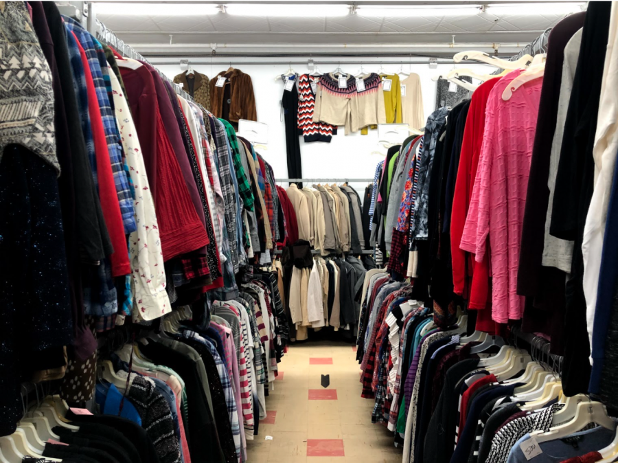 Affluent Shoppers Should Follow an Ethical Code for Thrifting