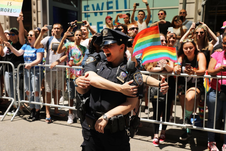 Pride, the Police Force and The LGBTQ+ Community